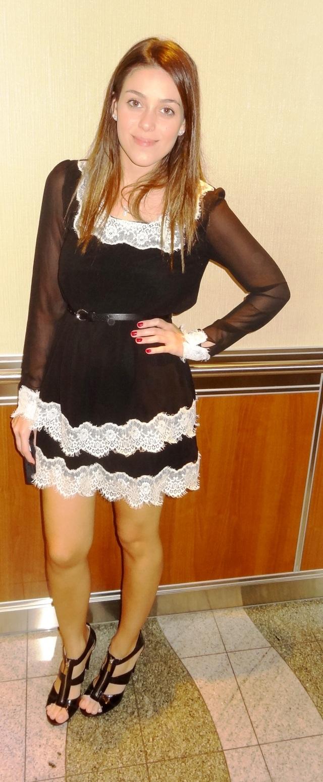 vestido pop up